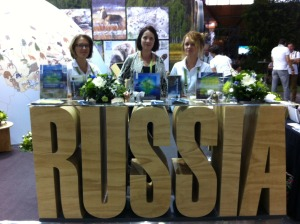 IUCN World Parks Congress - Russia